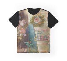 Les Fleurs Graphic T-Shirt