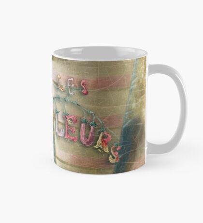 Les Fleurs Mug