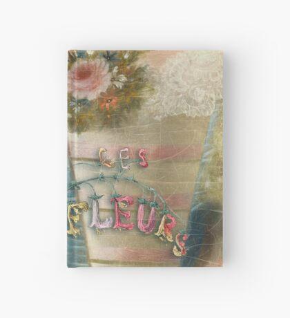 Les Fleurs Hardcover Journal