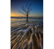 Solitude at Botany Bay Photographic Print