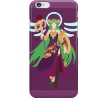 Palutena (Medusa) - Super Smash Bros. iPhone Case/Skin