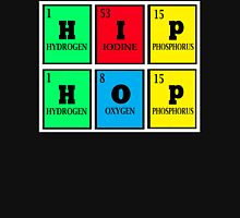 THE 4 PERIODIC ELEMENTS OF HIP-HOP Womens Fitted T-Shirt