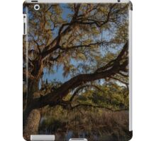The Oak by the Side of the Road iPad Case/Skin