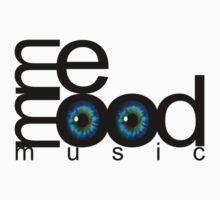 Me Mood - Logo Stacked Baby Tee