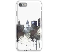 Halifax, Nova Scotia, Canada Skyline - CRISP iPhone Case/Skin