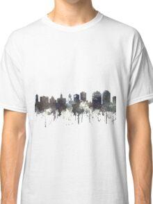 Halifax, Nova Scotia, Canada Skyline - CRISP Classic T-Shirt