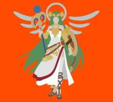 Palutena - Super Smash Bros. Kids Tee