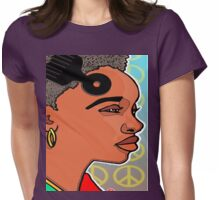 SOL SISTAHS: PROJECT SOL Womens Fitted T-Shirt