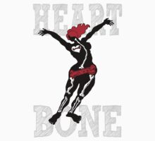 Heart Bone Kids Tee