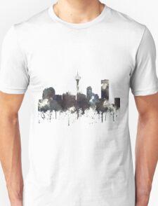 Calgary, Alberta Skyline, CANADA - CRISP T-Shirt