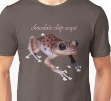 Chocolate Chip Coquí Unisex T-Shirt