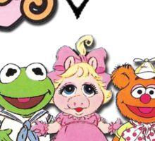 Muppet Babies! Sticker