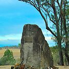 The Myall Creek Massacre Memorial by Penny Smith