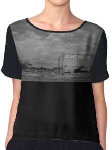 Cinema 18 Chiffon Top