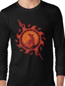 red viper Long Sleeve T-Shirt