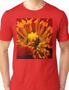 Red Flame Unisex T-Shirt