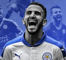 Riyad Mahrez - Glory Pic Sticker