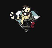 Fallout Metal Gear T-Shirt