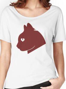 Cat Love Women's Relaxed Fit T-Shirt