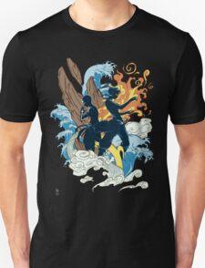 the two avatars variant Unisex T-Shirt