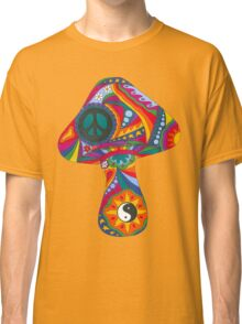Psychedelic Mushroom Classic T-Shirt