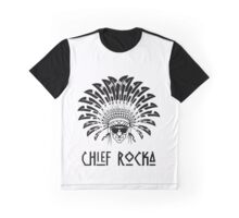 Chief Rocka Graphic T-Shirt
