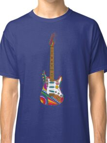 Psychedelic Guitar Classic T-Shirt
