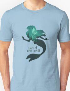 Mermaid World Unisex T-Shirt