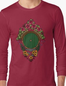 Hobbit Hole Long Sleeve T-Shirt