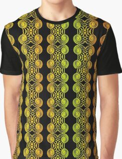 Colorful shell patterns Graphic T-Shirt