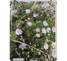 Purple Flowers iPad Case/Skin
