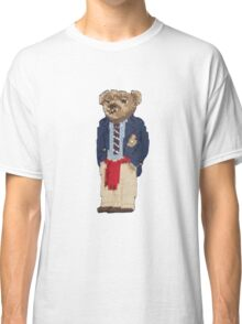 Polo Bear: Knit in Blazer w/ Red Sweater Classic T-Shirt