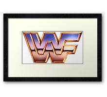 WWF Framed Print