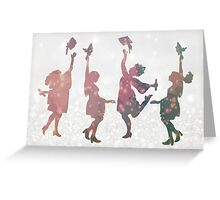 Graduation Celebration Greeting Card