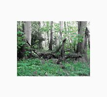 Woodland Scene - Green Unisex T-Shirt
