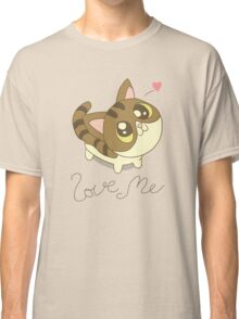 Love Me Cat Classic T-Shirt
