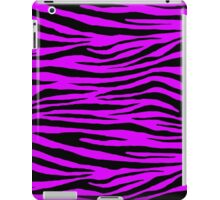 0536 Phlox or Psychedelic purple Tiger iPad Case/Skin