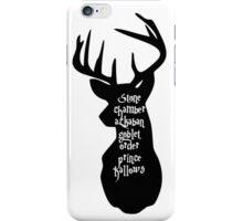 Patronus iPhone Case/Skin