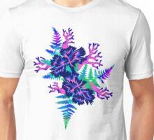 Coral Carnation - Dark blue/purple Unisex T-Shirt