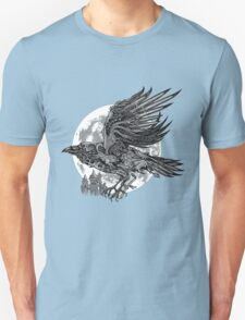 send a raven Unisex T-Shirt