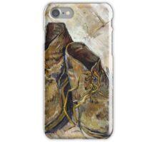 Vincent Van Gogh - Shoes - Van Gogh - Shoes  iPhone Case/Skin
