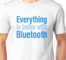Bluetooth Unisex T-Shirt