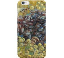 Vincent Van Gogh - Grapes . Van Gogh - Grapes .Still Life  iPhone Case/Skin