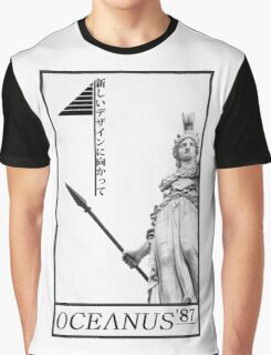 OCEANUS Graphic T-Shirt