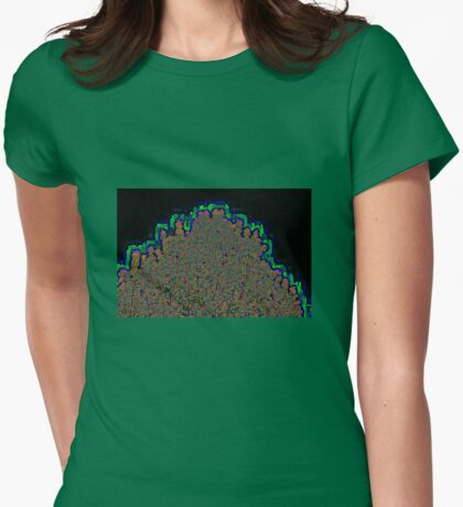 TOP O'THE TREE Womens Fitted T-Shirt