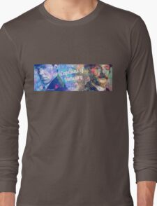 Captains of Industry banner Long Sleeve T-Shirt