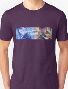 Captains of Industry banner Unisex T-Shirt