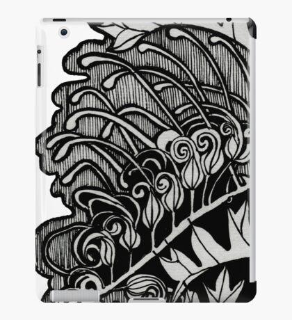 Flower - Fuchsia Grevillea (Grevillea Bipinnatifida)- Kerry Beazley iPad Case/Skin