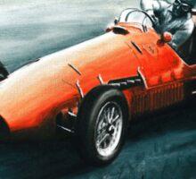 1952 Ferrari 500 F2 Sticker