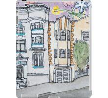San Francisco Houses #15 iPad Case/Skin
